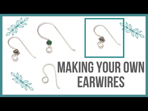 Making Your Own Earwires - Beaducation.com