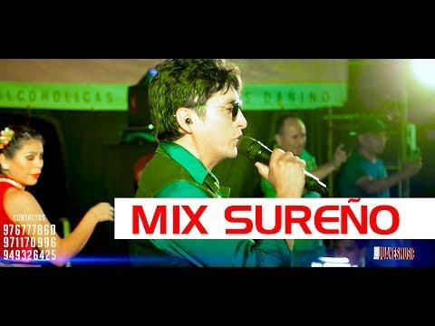 MIX SUREÑO / VICTOR MANUEL DEL PERU / PRIMICIA 2018 JUANESMUSIC 4K