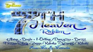 7th Heaven Riddim Mix {DJ Frass Records} [Reggae] @Maticalise