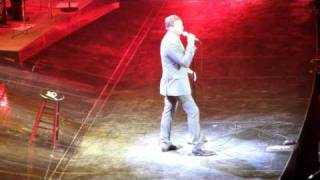 Michael Buble does Michael Jackson