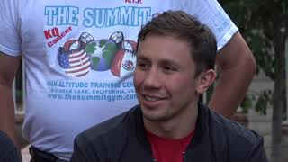 Gennady Golovkin: 'Canelo's team has to change everything' (Video: GGG Promotions)