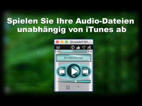 Simple MP3 Player - Eine einfache App für MP3-Wiedergabe