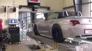 Video BMW Z4 E85 gets styled at the Schmiedmann workshop download MP3, 3GP, MP4, WEBM, AVI, FLV Juli 2018