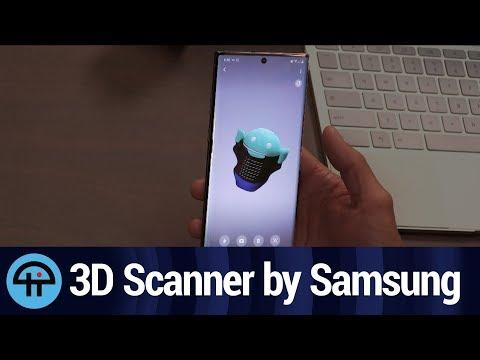 3D Scanner By Samsung