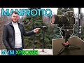 MANFROTTO MVM XPRO 500. Обзор видеомонопода и сравнение с предшественником Manfrotto MVM 500A