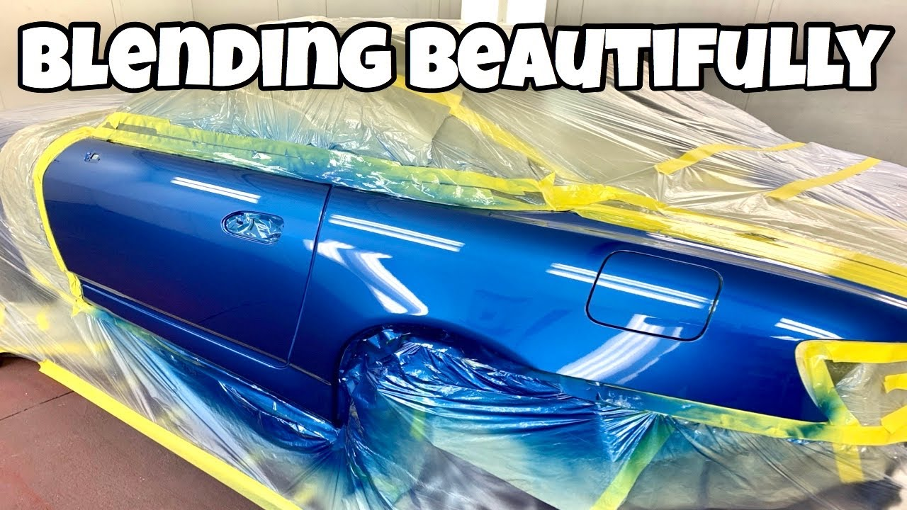 Car Painting Tips that Produce Great Results!
