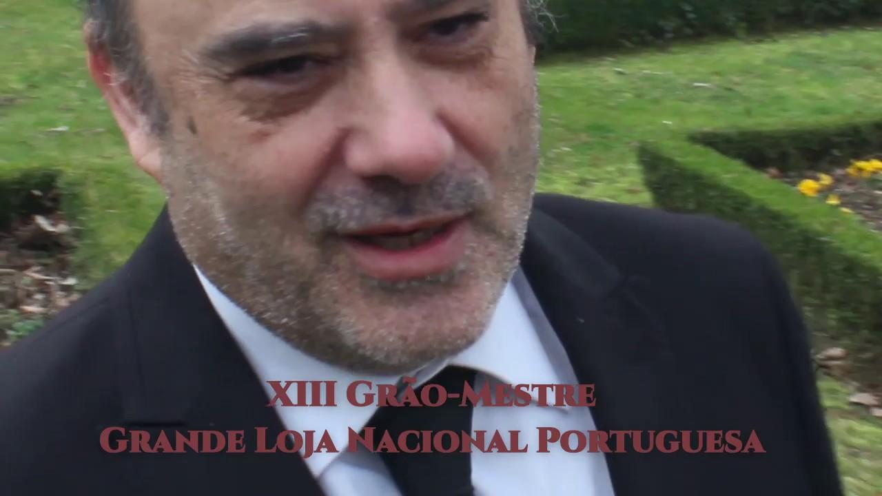 Maçonaria - XIII Grão Mestre da Grande Loja Nacional Portuguesa