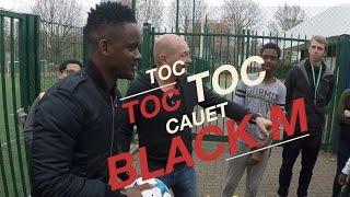 Toc toc toc part 1 : Cauet et Black M s