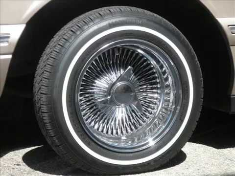 1997 Lincoln Town Car Lowrider Youtube