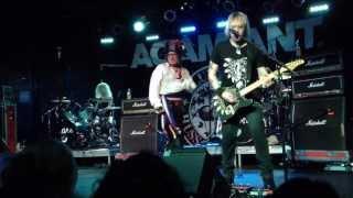 "Adam Ant Live Concert ""Ant Music"" Sacramento 2013"