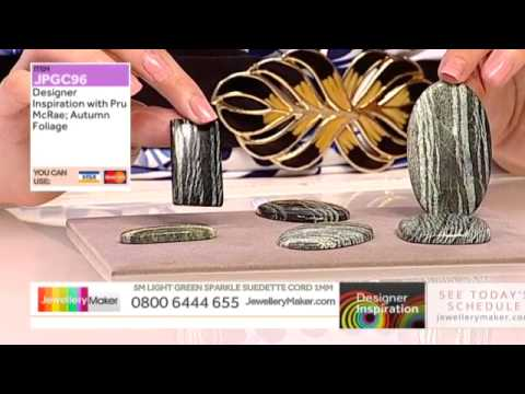 Learn How to Kumihimo & Make Kumihimo Jewellery [Tutorial]: Jewellery Maker DI 28/10/14