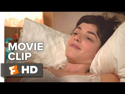 Between Us Movie CLIP - Guess She's a Fan (2017) - Olivia Thirlby Movie
