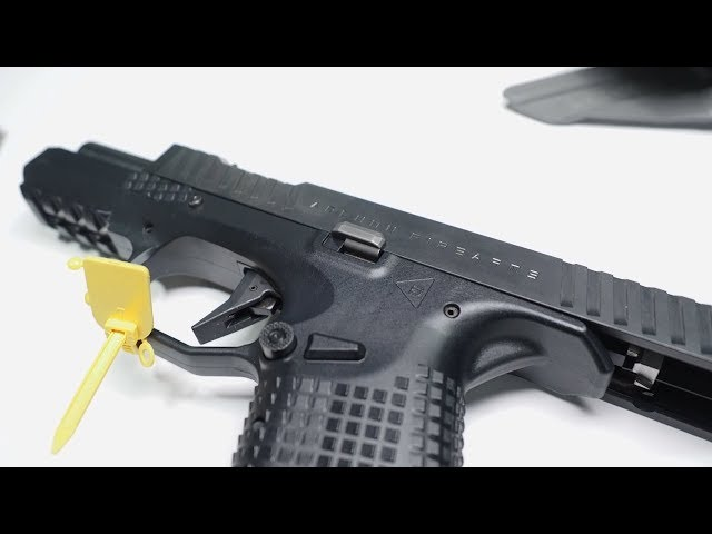 Archon Type B Pistol at SHOT Show 2019