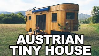 Wohnwagon: Off-the-grid Austrian Tiny Houses