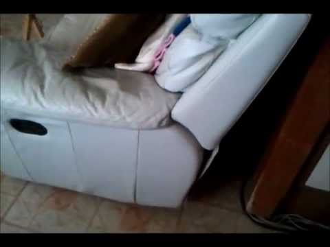 How To Dismantle A Reclining Settee