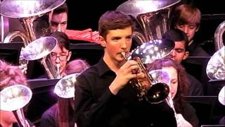 Song and Dance: Philip Sparke - CYBB at Brass Band Spectacular 2014