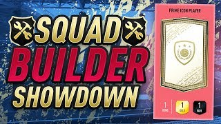 FIFA 20 SQUAD BUILDER SHOWDOWN! PRIME ICON PLAYER PACK! FIFA 20 ULTIMATE TEAM