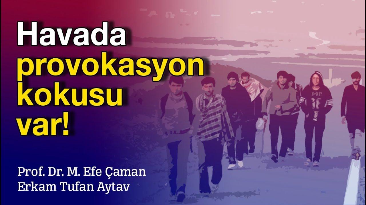 HAVADA PROVOKASYON KOKUSU VAR! #Afgan #Suriyeli #Erdoğan #CHP