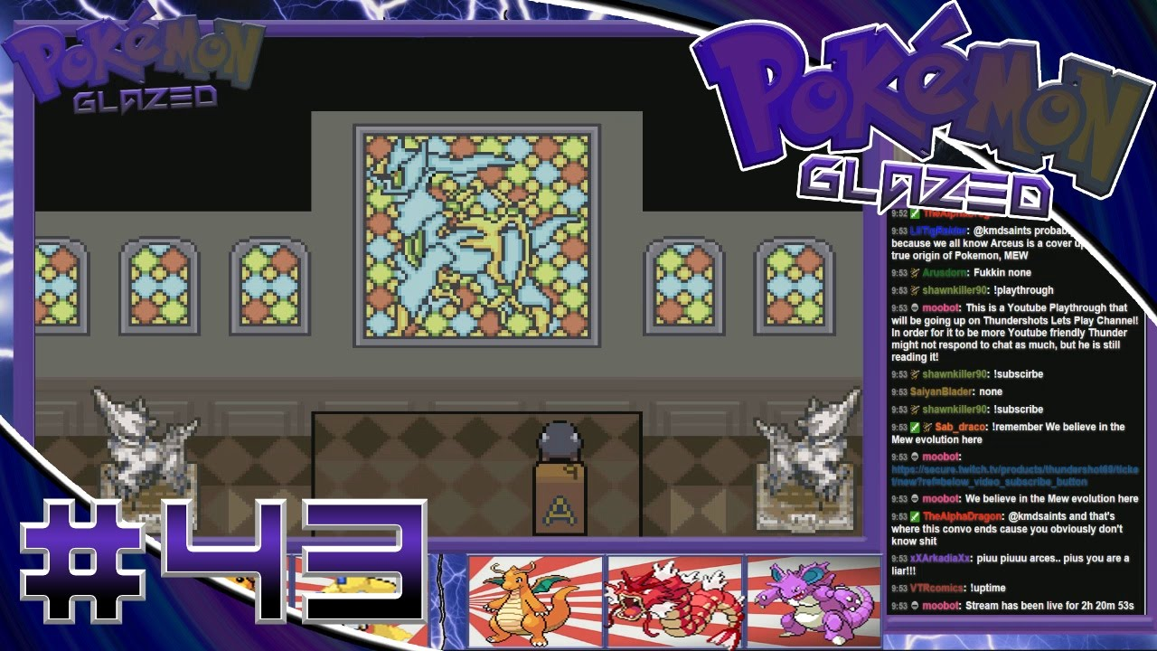 Pokemon glazed how to get to trainer isle