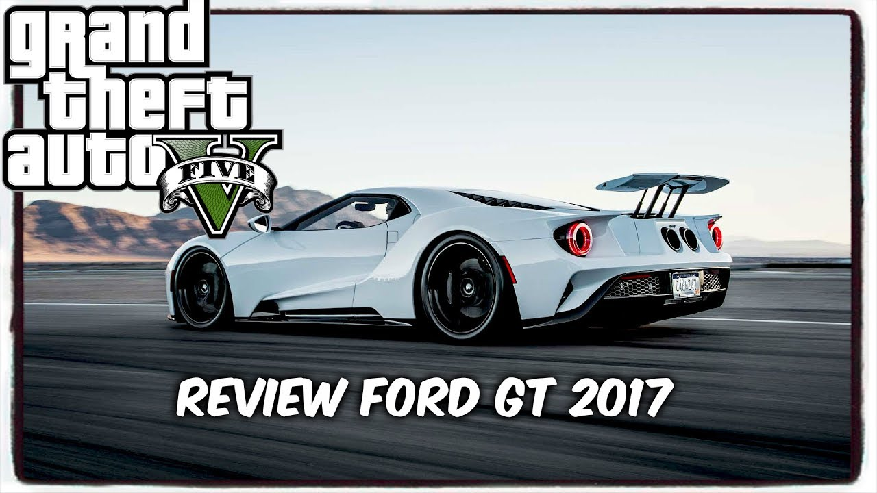 Review Ford Gt  Indonesia Gta V Mod Showcase Bahasa Indonesia