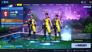 Fortnite live gifting 50th sub i gift a skin