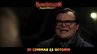 Goosebumps 2: Haunted Halloween - In Cinemas 25 October
