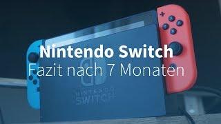 Nintendo Switch: Mein Fazit nach 7 Monaten