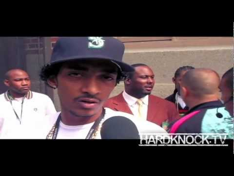 Nipsey Hussle (First interview ever???) from the Hard Knock TV Vaults