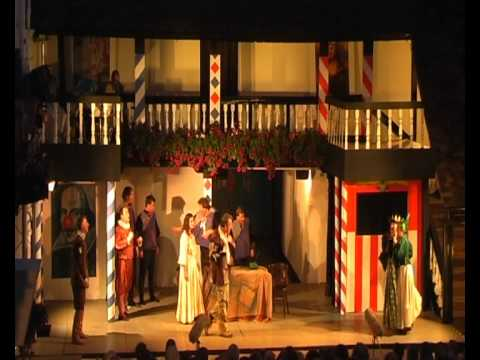 Jen Spencer as The Tailor - Taming of the Shrew (2009)