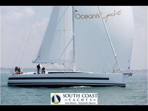 Beneteau Oceanis Yacht 62 Video Walkthrough