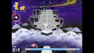 Aeon Tales Runner Dr. Hell map