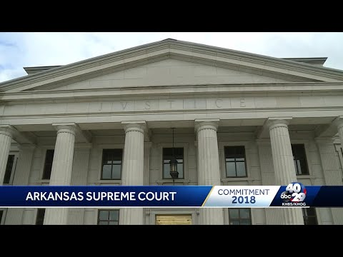 A look at Arkansas' Supreme Court candidates