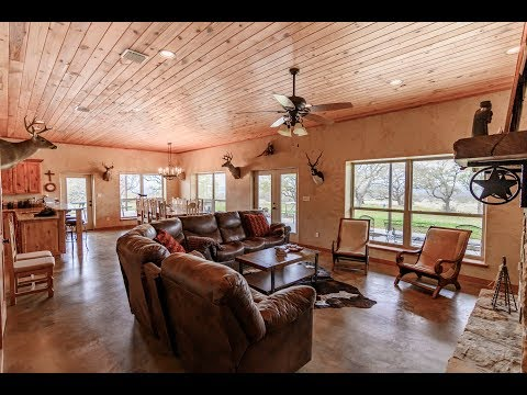 1,733 Acre Hunting Ranch | For Sale - Menard, TX (2019)