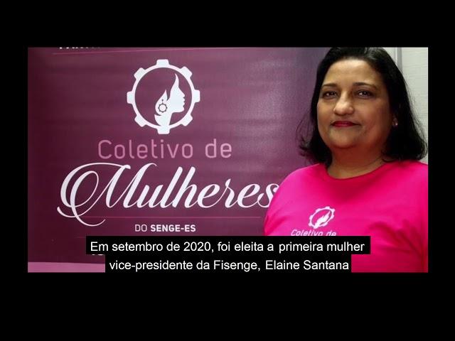 Coletivo de Mulheres da Fisenge é destaque em conferência internacional da UNI