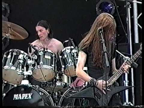 Raise Hell - Holy Target - live 1998 Wacken