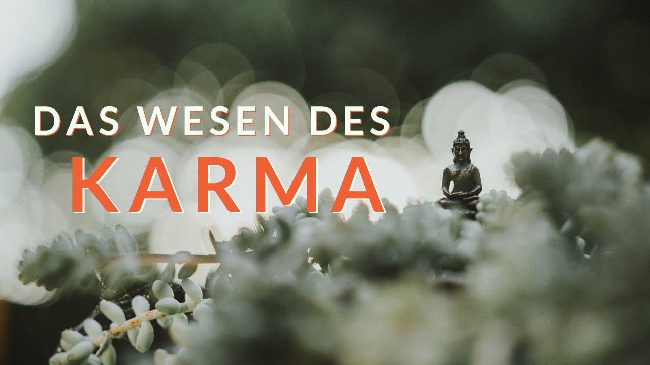 Das Wesen des Karma – Tatfolgen, Freiheit und Amor Fati