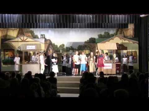 Freedom Elementary School Play - Cinderella