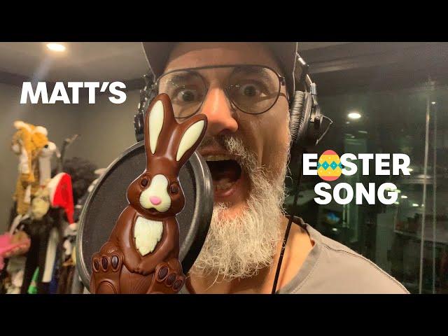 Matt's Easter Song | Pete, Matt and Kymba | Mix94.5