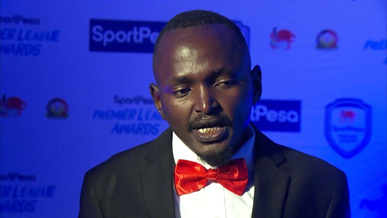 Davies Omweno - Most Improved Referee | SPL Awards 2018 | Thu, 25.10.2018