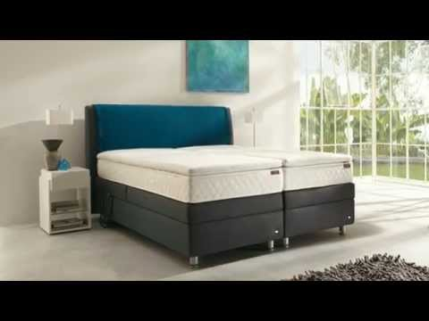 boxspring betten von ruf youtube. Black Bedroom Furniture Sets. Home Design Ideas