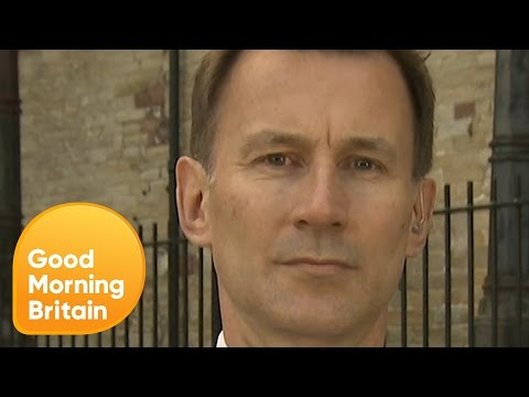 Jeremy Hunt Says the Tories Will Not Introduce Paid GP Appointments   Good Morning Britain