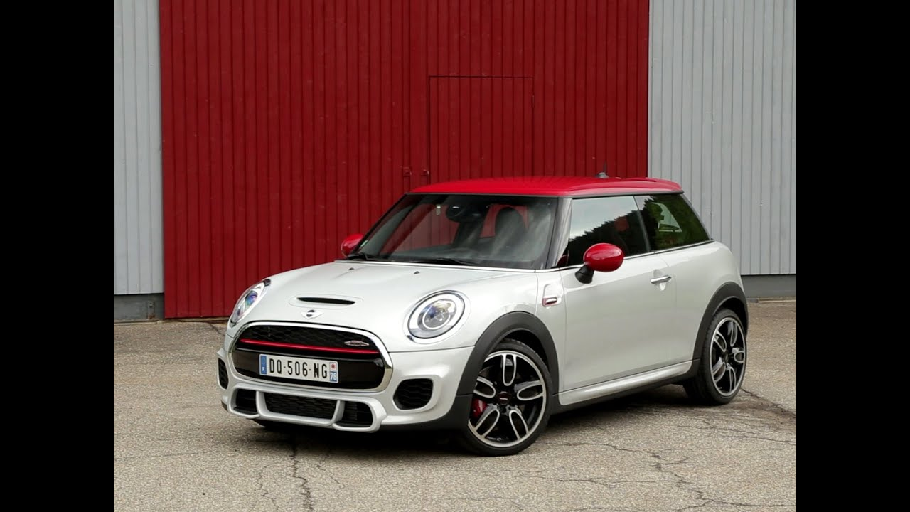 essai mini john cooper works 2015 youtube. Black Bedroom Furniture Sets. Home Design Ideas