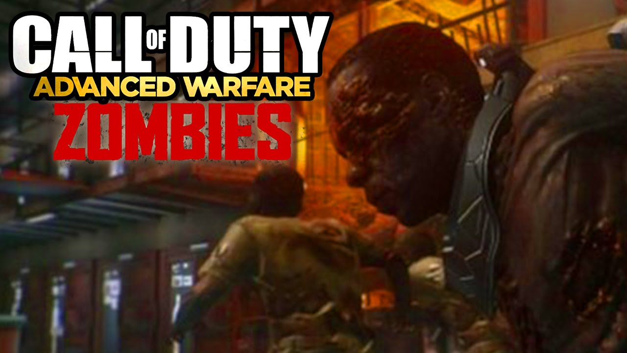 Advanced Warfare  ZOMBIES CONFIRMED! Zombie Exo Survival