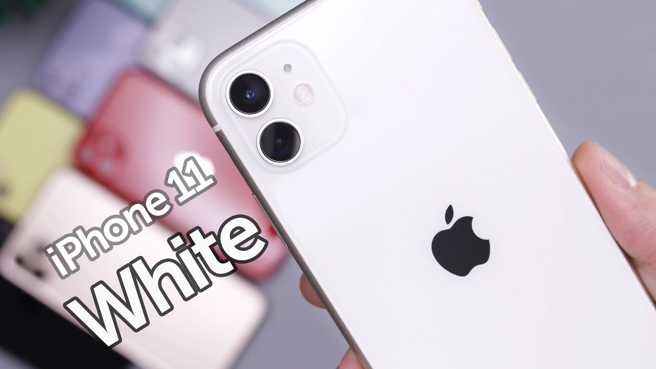 White iPhone 11 Unboxing \u0026 First Impressions!