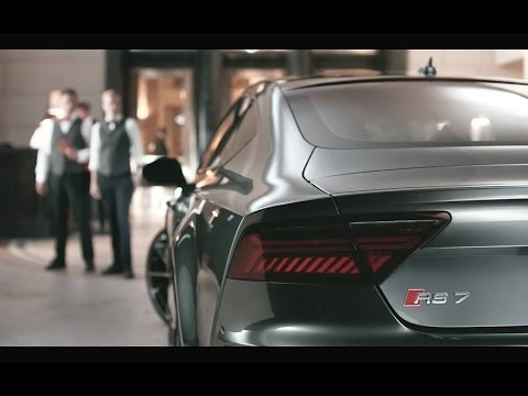 """Audi RS7 Commercial """"Duel"""" Presidential Debate Commercial"""
