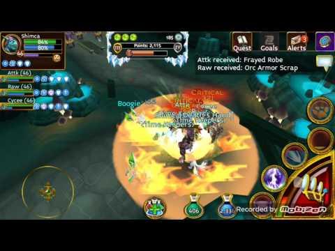 Arcane Legends - Elite Map Farm