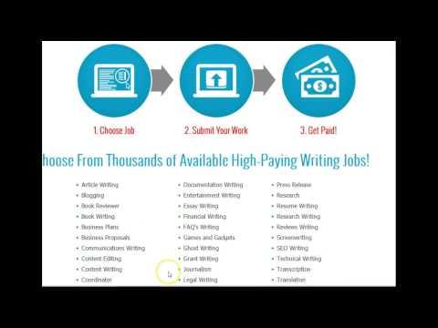 Make $1000 a Month  Freelance Writing - Freelance Writing  Online