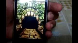 Repeat youtube video Micromax A54 Temple Run Gaming Review