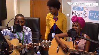 Download lagu ISRAEL MbonyiGISELE Precious live acoustic Ku migezi MP3