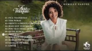 Kemilly Santos | Deus e eu ( letra na descrição ) #amamoskemillysantos
